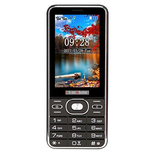 "Padco Unlocked Dual SIM Card Slot GSM Cell Phone 2.8"" Screen"