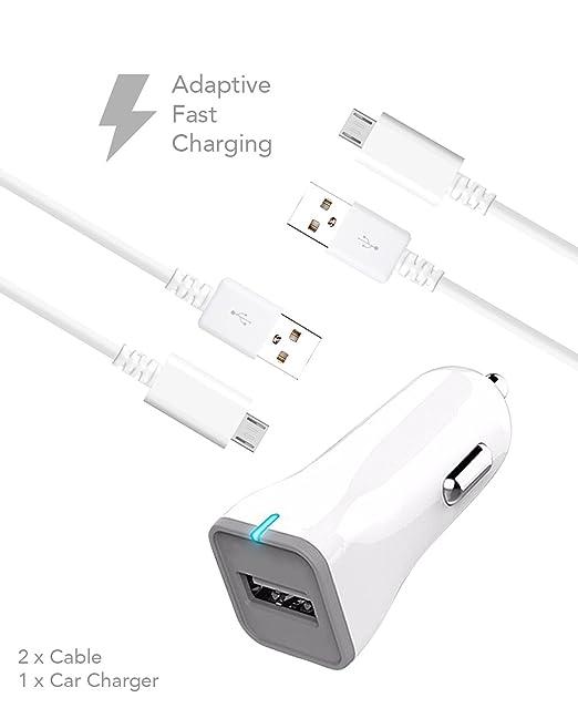 ZTE Axon Pro Cargador Micro USB 2.0 cable Kit por Truwire ...