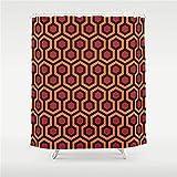 I Like Exercise Overlook Hotel Carpet The Shining Shower Curtain 60''x72''