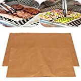 Grille Matt - 4pcs Grill Mat Bbq Bake Chef Pad Camping Hiking Home Outdoor Tool - Grillroom Flat Grillwork Tangle Flatness Lusterlessness Art Teaching