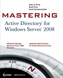 img - for Mastering Active Directory for Windows Server 2008 book / textbook / text book