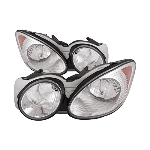 HEADLIGHTSDEPOT Compatible with Buick LaCrosse Headlight OE Style Replacement Headlamp Driver/Passenger Pair