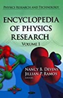 Encyclopedia of Physics Research, 3 Volumes Set Front Cover