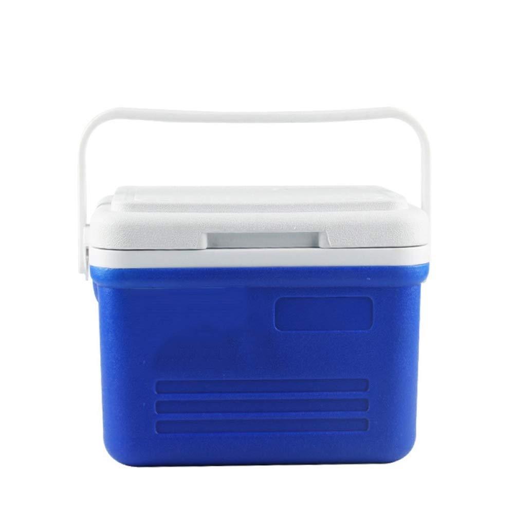 Ambiguity Kühlboxen,6L PU Polyurethan Schaum Niedertemperatur-Box Kühlschrank Lebensmittel Isolierbox