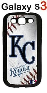 MLB Kansas City Royals Case For Samsung Galaxy S3 Case Hard Silicone Case