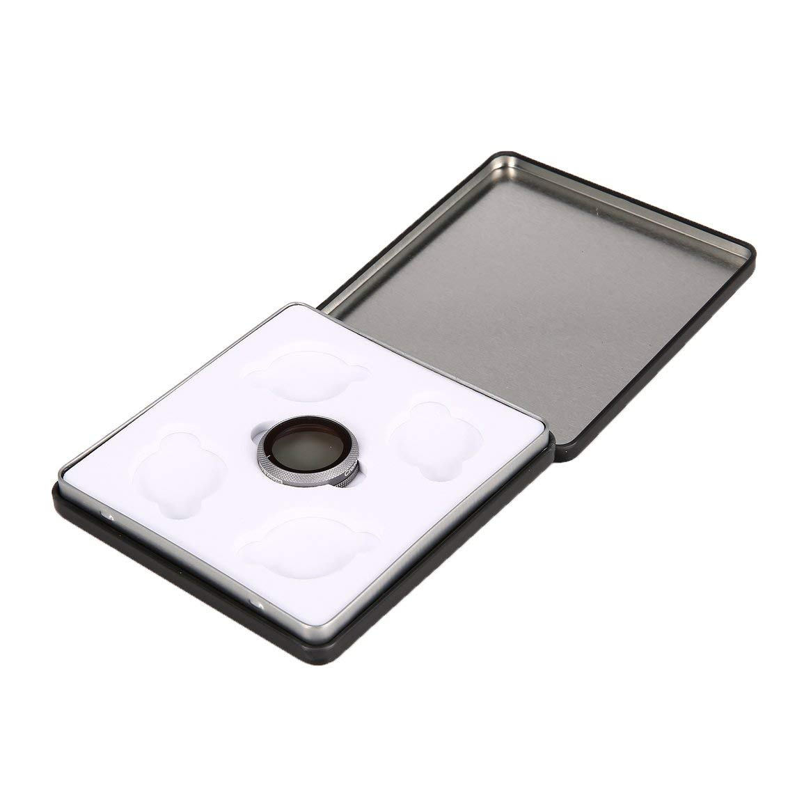 Cranberry Adjastable Mini portatile Lens Filter UV HD Camera Lens Filter Per DJI Mavic Camera 2 Zoom Drone con il caso