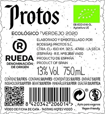 Protos Verdejo Ecológico 75cl