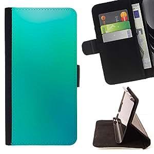 Momo Phone Case / Flip Funda de Cuero Case Cover - Papel pintado azul del cielo Luz Relajante pintura - LG G4c Curve H522Y (G4 MINI), NOT FOR LG G4