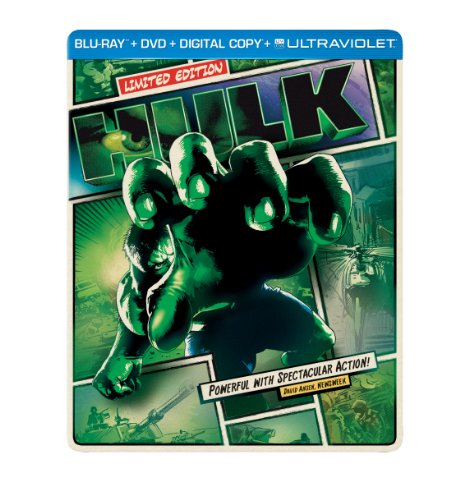 The Hulk [Blu-ray]