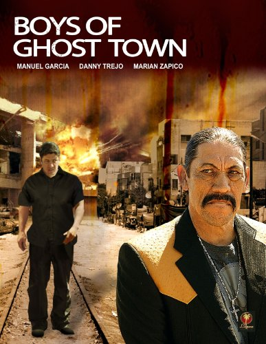Boys Of Ghost Town [Blu-ray]