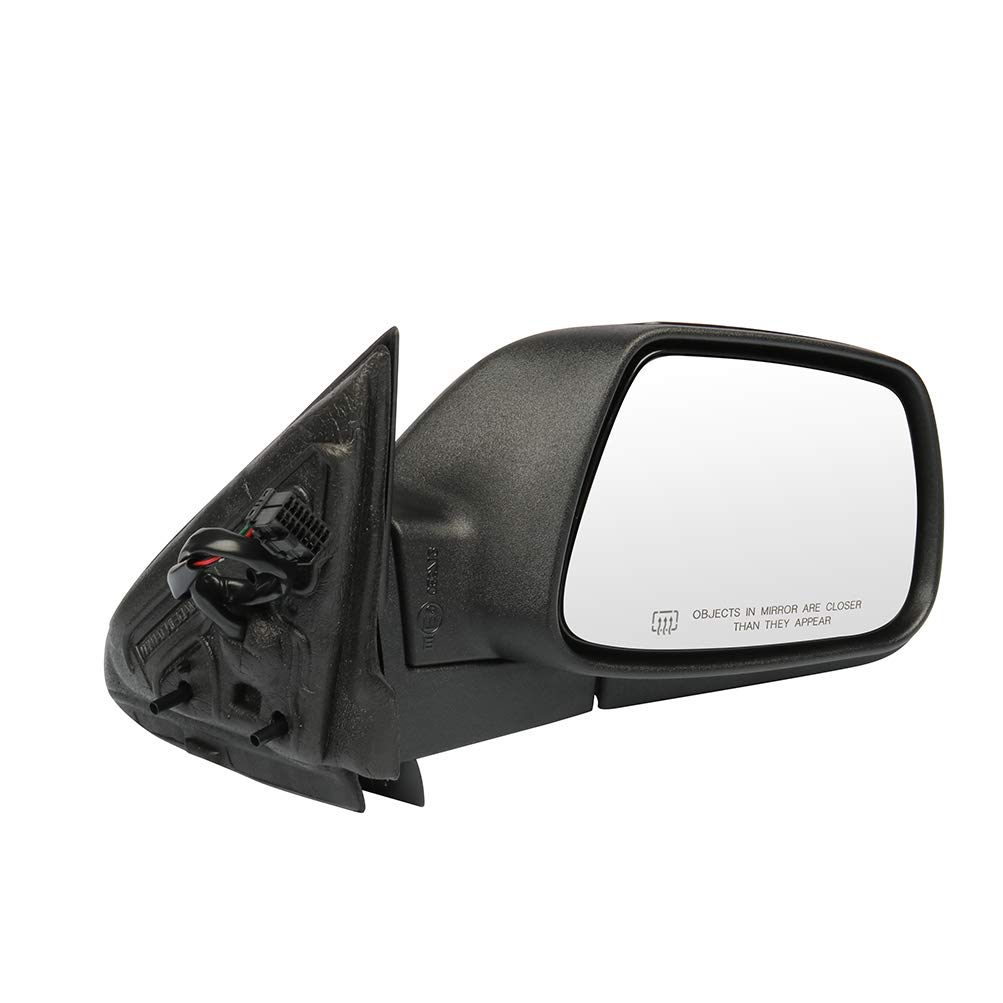 ECCPP Right Side Mirror Power Adjustment Heated Manual Folding Compatible with 2005-2010 Jeep Grand Cherokee
