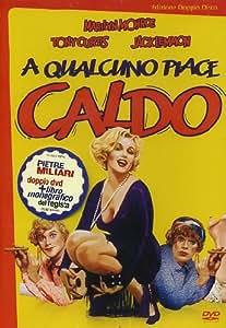 A Qualcuno Piace Caldo (2 Dvd+Libro) [Italia]