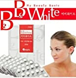 BB White Vitamins Skin Whitening & Anti Aging Best Seller In Europe (1 Box = 120 Tablets) Results in 2 Weeks