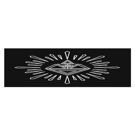 Amazon com : Dragonhome Background Fish Tank Decorations