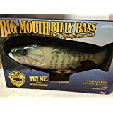 Big Mouth Billy BassデコレーションBig Mouth Billyバス