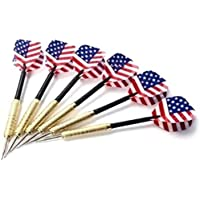 Skera British Bull Darts Steel Tip Dart (Pack of 3,6,9,12 Darts)
