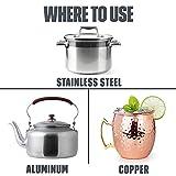 Noxon 7 Liquid Metal Polish, 144 fl oz
