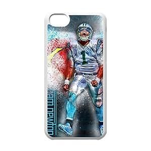 linJUN FENGDiy Cam Newton iphone 6 4.7 inch Hard Shell Case Fashion Style UN016530