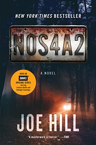 Book cover from NOS4A2 [TV Tie-in]: A Novel by Joe Hill