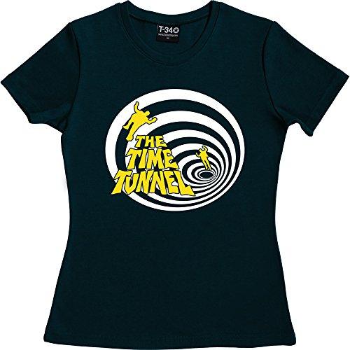 T34 - Camiseta - Mujer Navy Blue Women's T-Shirt