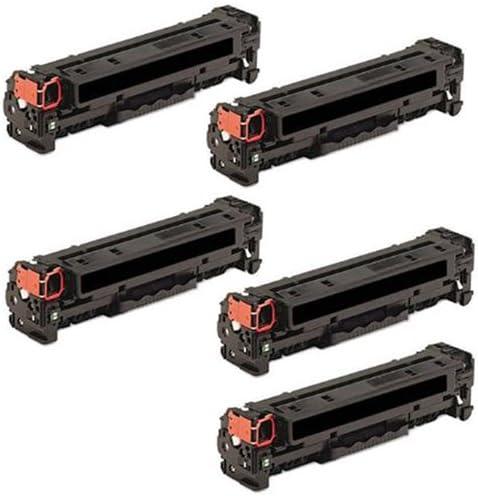 Laserjet 1160 W Compatible Replacement Toner Cartridge amsahr TH-Ce320Abk//53 HP Q5949A