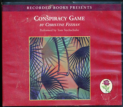Conspiracy Game by Christine Feehan Unabridged CD Audiobook
