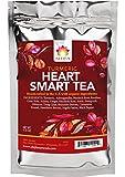 Shifa Turmeric Heart Smart Tea with Herbs, Phytonutrients, and Antioxidants (1.5 oz) For Sale