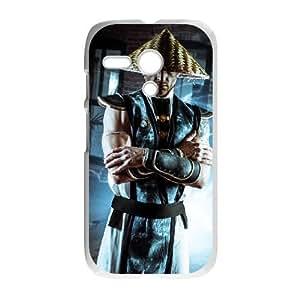 Motorola G Cell Phone Case White Mortal Kombat Xrrb
