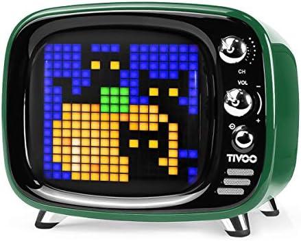 Divoom Tivoo - Altavoz portátil con pantalla, color verde: Amazon.es: Electrónica