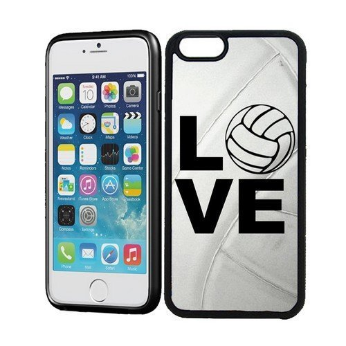 Houseofcases Volleyball Love Heart Volleyball Player iPhone 6 Case - Fits iPhone 6