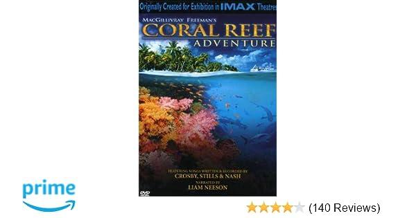 Amazon.com: IMAX Coral Reef Adventure: Liam Neeson, Howard ...