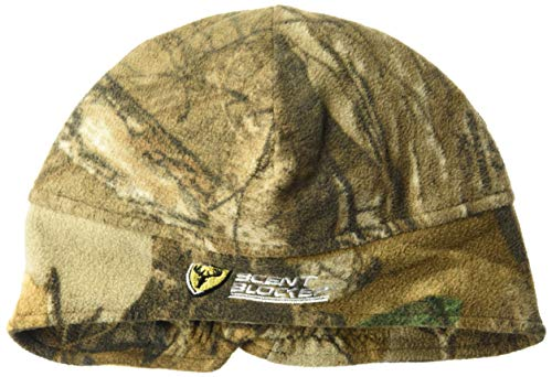 (Scent Blocker Youth Fleece Watch Cap, One Size, Camo)