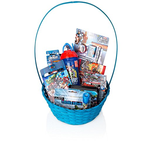 Marvel Avengers Gift Basket For Boys, Ultimate Gift Basket - Perfect ideas for Birthdays, Easter, Christmas, Get Well, or Other Occasion!