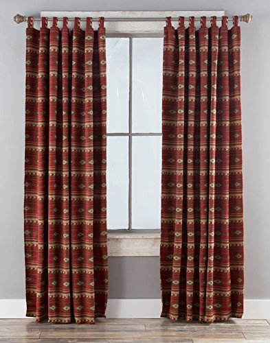 North End Décor Coronado Room Darkening Curtain Panels, 2 Panels (48