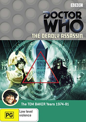 Doctor Who The Deadly Assassin | NON-USA Format | PAL | Region 4 Import - Australia (The Deadly Assassin Doctor Who)