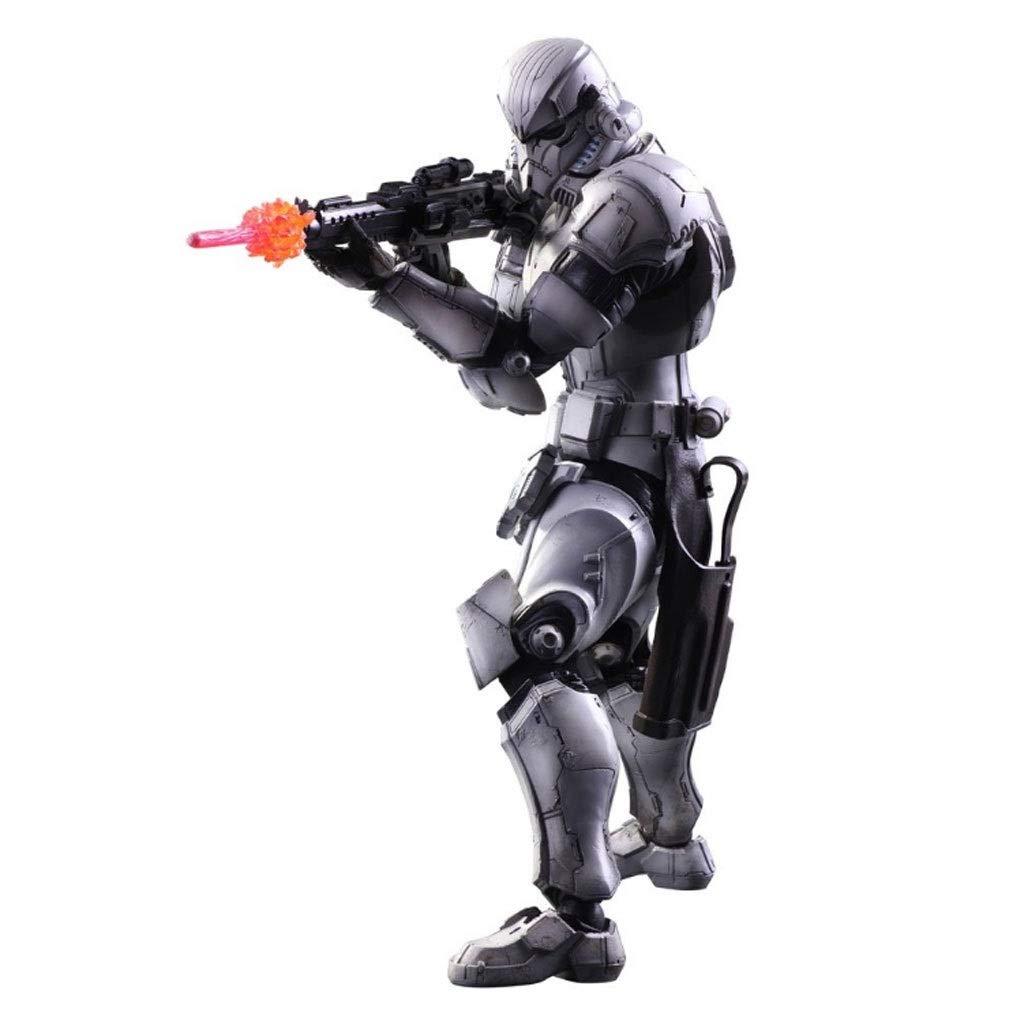 edición limitada Yingjianjun Space War blanco Soldier Warrior Figura de de de acción de Aproximamujerte 11.02 Pulgadas de Alto  la red entera más baja