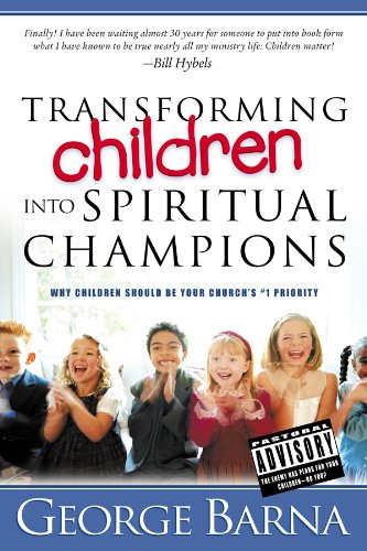 Image result for transforming children into spiritual champions
