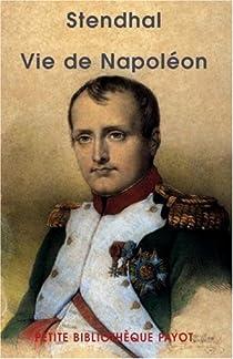Vie de Napoléon par Stendhal
