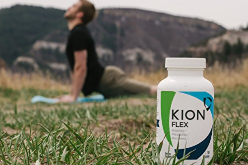 Kion Flex | Supports Joint Comfort, Mobility & Flexibility, and Bone Health | Contains Glucosamine, Chondroitin, Cherry Juice, Ginger, Turmeric, Goat Milk Whey, and More | 30 Servings by Kion (Image #7)