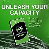 Seagate BarraCuda 2TB Internal Hard Drive HDD