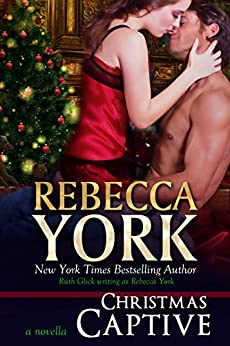 CHRISTMAS CAPTIVE (Decorah Security Series, Book #8): A Paranormal Romantic Suspense Novella by [York, Rebecca]