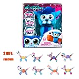 Electronics Wristband Plush Animals Doll Wrapples Interactive Toys Gift for Boys Girls-Suitable