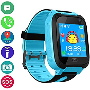 Amazon.com: Kids Smart Watch for Children Girls Boys Digital ...