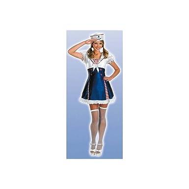 Disfraces Josman - Disfraz mujer marinera talla 38: Amazon.es ...