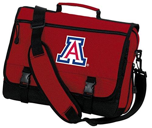 Broad Bay Arizona Wildcats Laptop Bag University of Arizona Messenger Bag or Computer Bag by Broad Bay