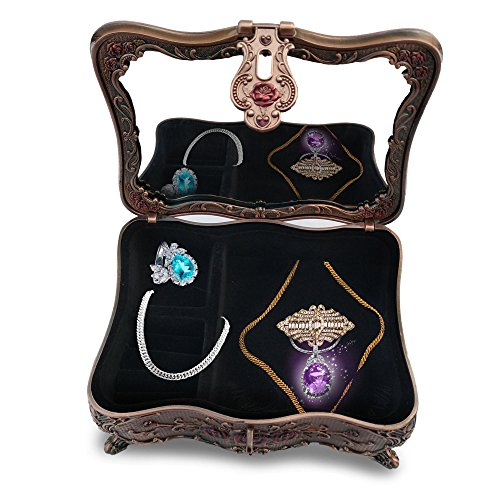 The 8 best antique jewelry box for women