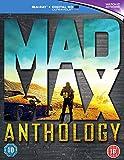 Mad Max Anthology [Blu-ray] [2015] [Region Free]