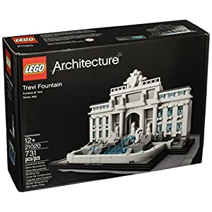 LEGO Architecture Trevi Fountain 21020 Building Toy - 518nMNWdLVL - Lego Architecture Trevi Fountain 21020 Building Toy