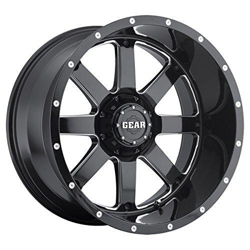 Gear Rims Center Caps - 6