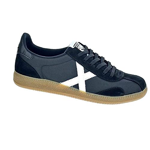 Munich Sport Arquero - Zapatillas Bajas Hombre Negro Talla 43: Amazon.es: Zapatos y complementos